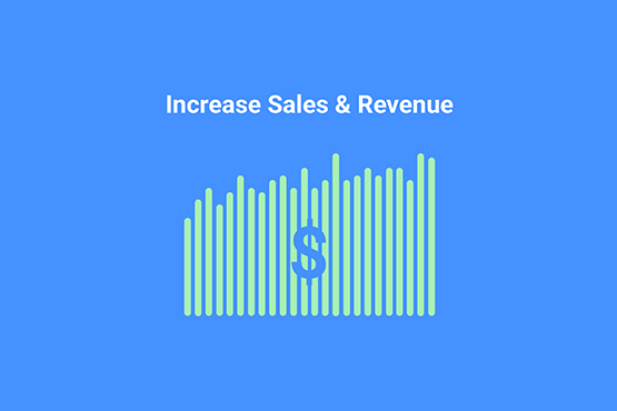 Strategies to Increase Sales & Revenue